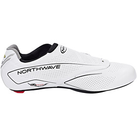 Northwave Flash Shoes Men white/black